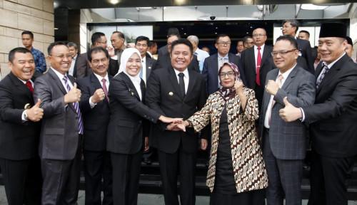 Foto Dicopot dari Dirut, Gubernur Sumsel: Pak Adil Tidak Serius Perbaiki KinerjaBSB