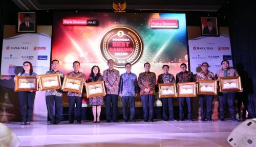 Foto Inilah Para Pemenang Indonesia Best Banking Award 2018