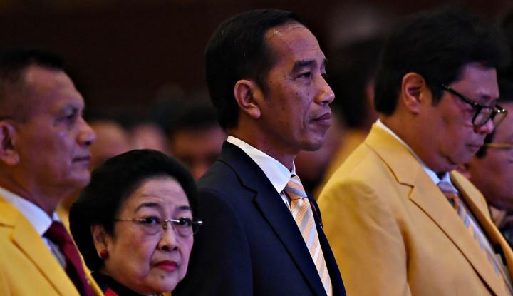 Wah, Pesan Megawati untuk Jokowi Keren Nih - Warta Ekonomi