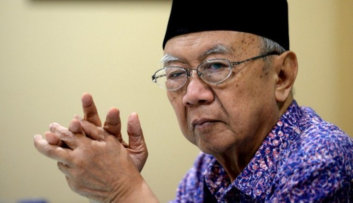 Adik Gus Dur Dukung Jokowi-Ma'ruf, Lihat Buktinya - Warta Ekonomi