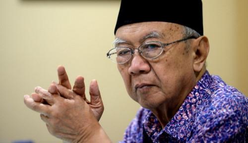 Foto Adik Gus Dur Dukung Jokowi-Ma'ruf, Lihat Buktinya