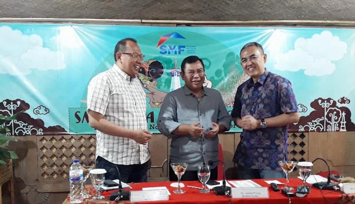 SMF-BNI Sekuritas Ciptakan EBA-SP Ritel Pertama di Indonesia - Warta Ekonomi