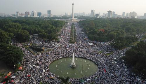 Penuturan Lugu Bocah 13 Tahun yang Hobi Ikut Demo FPI