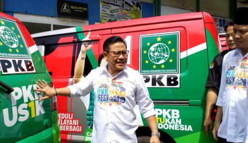 Foto Puji-Puji Megawati, Cak Imin Ketauan Ada Maunya