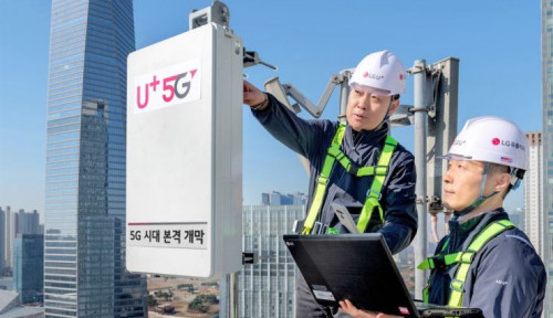 Foto Bukan Huawei, Indonesia Justru Gandeng Perusahaan Ini untuk Kembangkan 5G