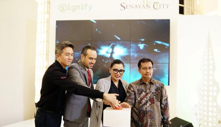 Foto Berita Signify Luncurkan Platform IoT Pertama di Indonesia