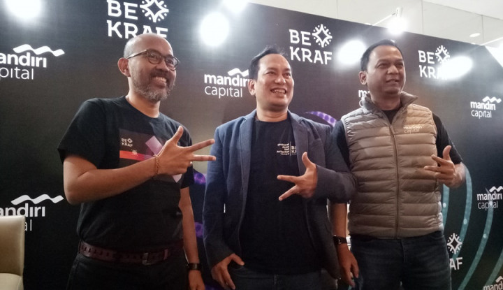 Foto Berita Kembangkan Startup Indonesia, Bekraf dan Mandiri Capital Gelar GSI Scale Con