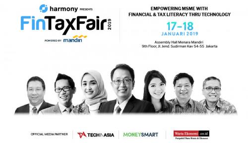 Foto Menapaki Jejak 1 Juta Dolar Merry Riana di FinTax Fair