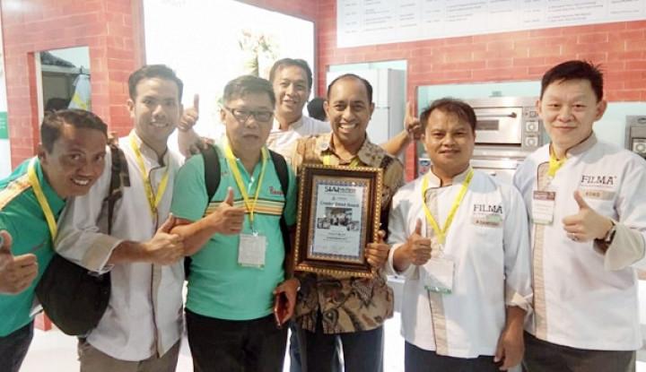 Sinar Mas Agribusiness and Food Raih Penghargaan di SIAL Interfood 2018 - Warta Ekonomi