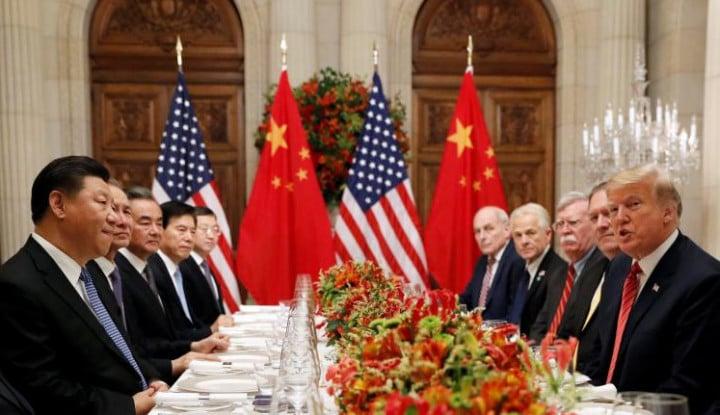 Foto Berita Analis Skeptis Terhadap 'Gencatan Senjata' Perang Dagang AS-China
