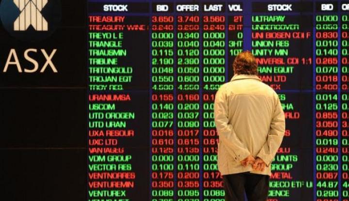 Bursa Australia Rebound Imbas Gencatan Senjata Perang Dagang AS-China - Warta Ekonomi