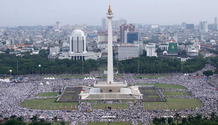 Prabowo Marahi Jurnalis, PKS: Karena Beda dengan #2019GantiPresiden - Warta Ekonomi