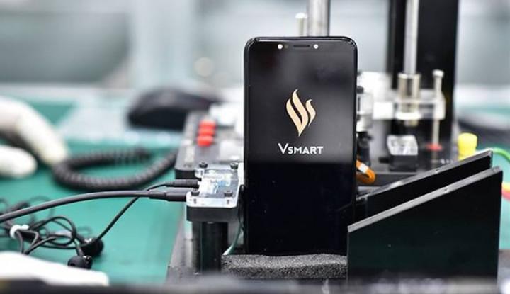 Saingi Dominasi Samsung, Vingroup Rilis Smartphone dengan Merek Vsmart - Warta Ekonomi