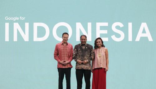 Foto Google Gandeng Pemerintah Dukung Ekonomi Digital Indonesia