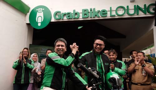 Foto Grab Bantu Perkembangan UMKM Kuliner di Kota Medan