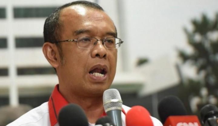 Foto Berita Pasca Pejabat Kemenpora Ditangkap, Menteri Gelar Rapat