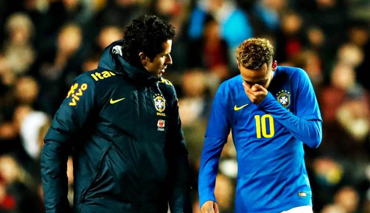 Peringkat FIFA, Brasil Sukses Geser Perancis - Warta Ekonomi