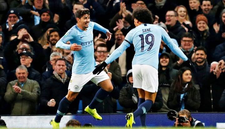 Man City Curi Kemenangan di Kandang Schalke 3-2 - Warta Ekonomi