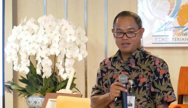 Foto Berita Kementerian BUMN Pastikan Neraca Keuangan Perusahaan Negara Aman