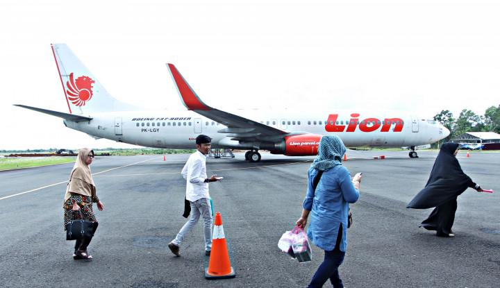 Lion Air Datangkan Pesawat Boeing 737 MAX 8 ke-11 - Warta Ekonomi
