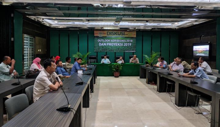 Foto Berita Standardisasi dan Distribusi Jadi Tantangan Pertanian 2019