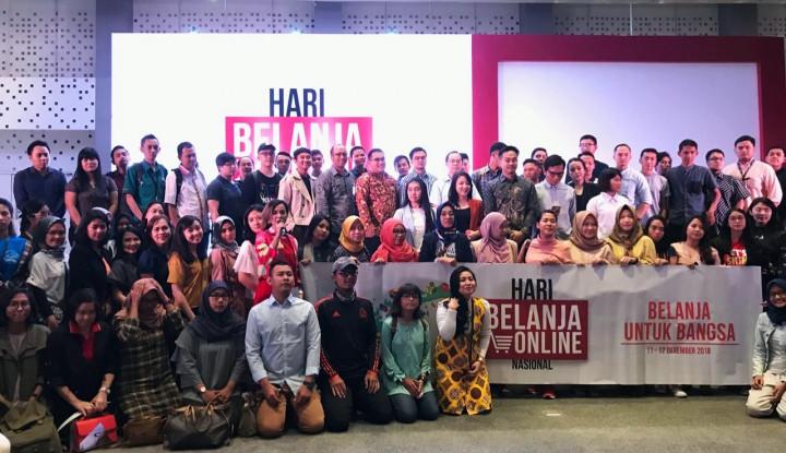 Foto Berita Harbolnas 2018 Rangkul Para Pelaku Usaha Lokal