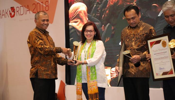 Foto Berita Telkom Sabet Penghargaan LHKPN dan Sistem Pengendalian Gratifikasi Terbaik