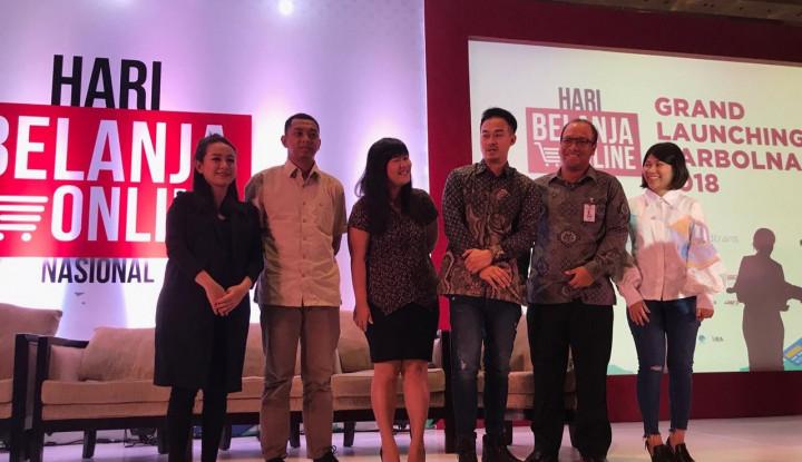 Bank Mandiri Dukung Penuh Harbolnas 2018 - Warta Ekonomi