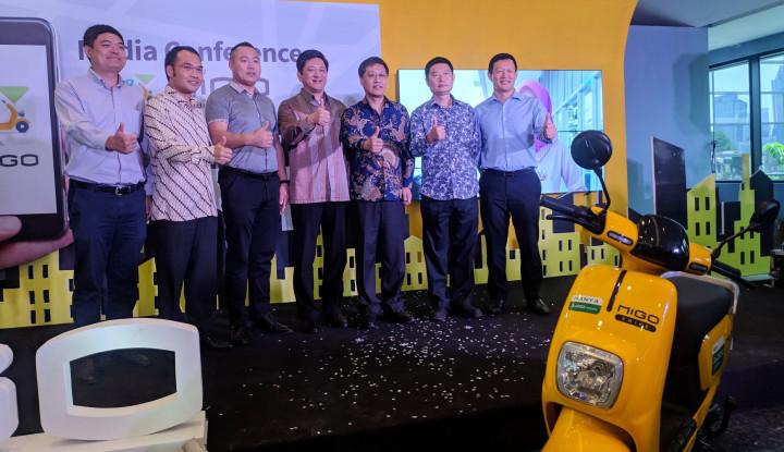 Foto Berita Migo Ebike, Layanan Sewa Sepeda Listrik yang Kini Hadir di Jakarta
