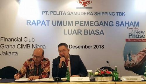 Foto Tuntaskan Pembelian Satu Unit Kapal, PSSI Siap Kejar Peluang Logistik