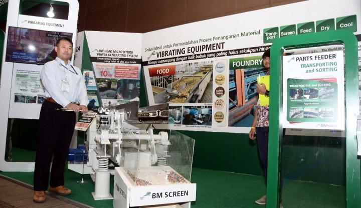 Foto Berita Manufacturing Indonesia 2018 Pamerkan Teknologi Industri 4.0
