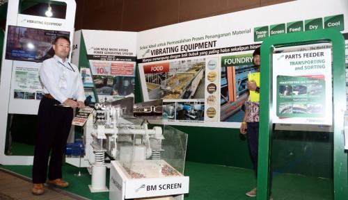 Foto Manufacturing Indonesia 2018 Pamerkan Teknologi Industri 4.0