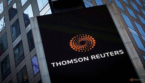 Foto Thomson Reuters Berencana Pangkas 3.200 Karyawan