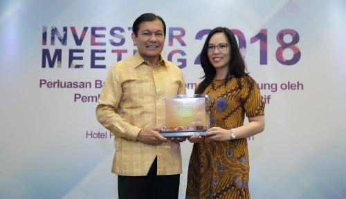 Foto Citi Indonesia Raih Penghargaan dari Kemenkeu