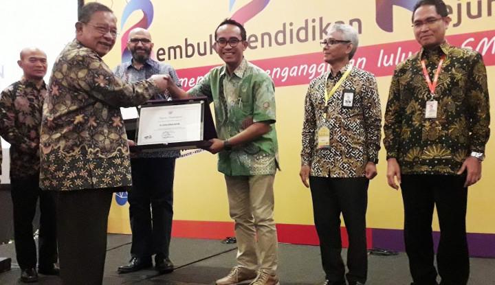 Dukung Peningkatan Mutu SMK, AHM Raih Penghargaan dari Kemendikbud - Warta Ekonomi