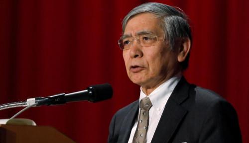 Foto Beda dengan The Fed, Bank of Japan Tak Naikkan Suku Bunga