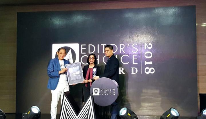 Foto Berita Tokio Marine Raih Penghargaan CSR dari Marketeers