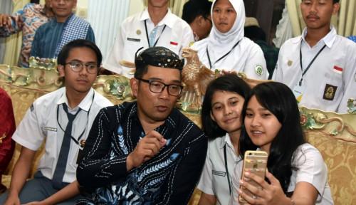 Foto Ridwan Kamil: Jabar Masagi Perkuat Pendidikan Karakter Generasi Muda