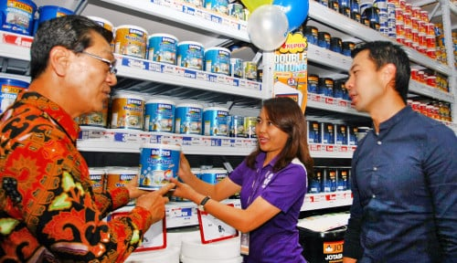 Foto Pacu Pertumbuhan Segmen Ritel, CSAP Buka Mitra10 di Yogyakarta