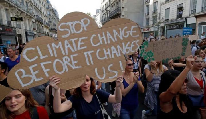 Selandia Baru Ungkap Perubahan Iklim Jadi Ancaman Keamanan Terbesar - Warta Ekonomi