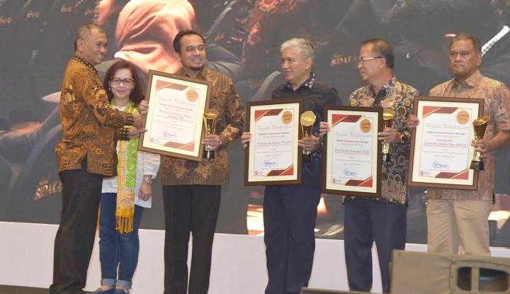 Foto Berita Tiga Perusahaan 'Pelat Merah' Sabet Penghargaan dari KPK
