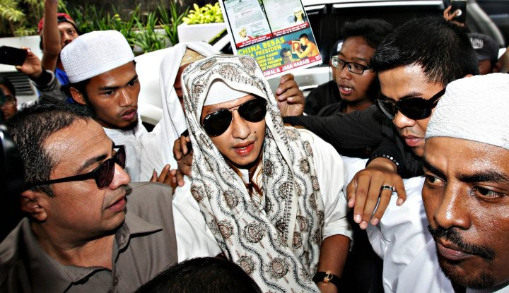 Foto Berita Jadi Tersangka, Penyidik Ungkap Alasan Tak Tahan Habib Bahar