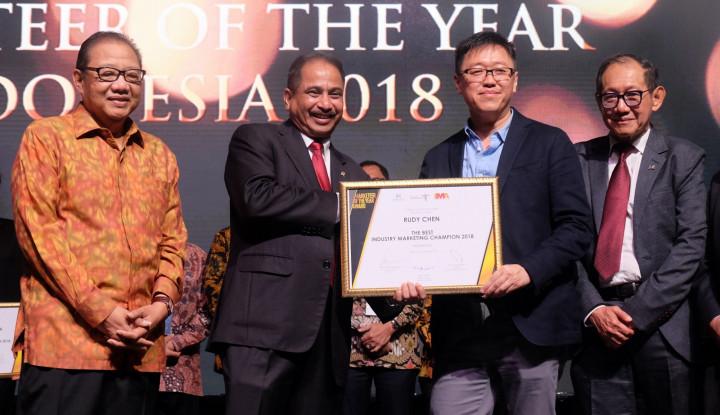 Foto Berita Asuransi Astra Borong 2 Penghargaan di Markplus Conference 2019
