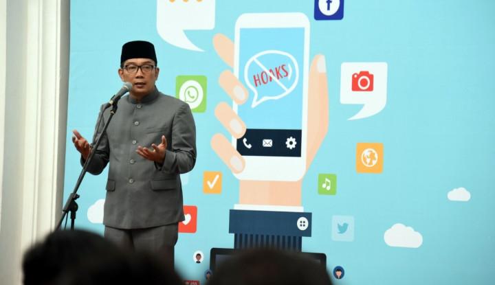 Foto Berita Ridwan Kamil Bongkar 24 Jabatan Tinggi di Pemprov Jabar