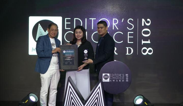 Jet Commerce Sabet Penghargaan di Ajang MECA 2018 - Warta Ekonomi
