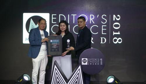 Foto Jet Commerce Sabet Penghargaan di Ajang MECA 2018