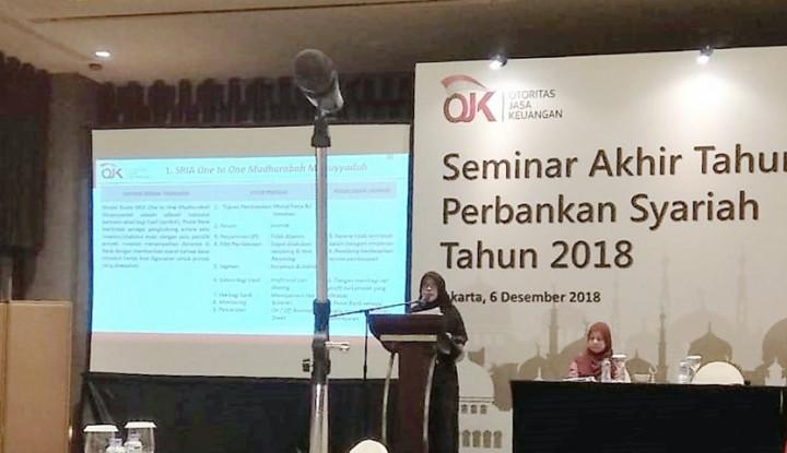 Foto Berita OJK Gandeng STEI Tazkia Adakan Kajian Inovasi Produk Perbankan Syariah