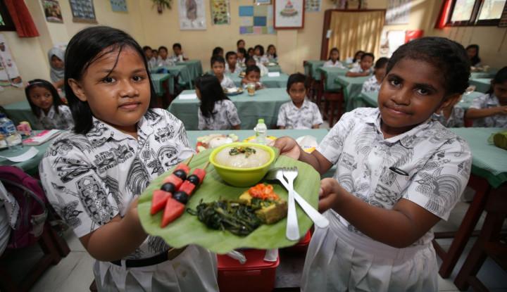 Foto Berita Ketahui Manfaat Makanan dari Warnanya