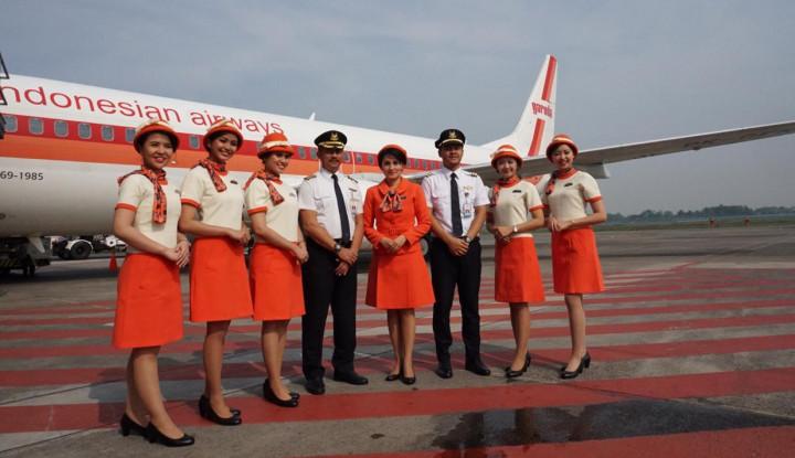 Garuda Indonesia Bakal Berdayakan SDM Berkebutuhan Khusus - Warta Ekonomi