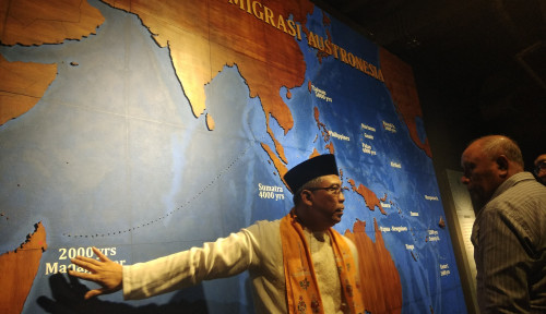 Foto Pelindo II Luncurkan Museum Maritim Indonesia